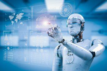 Algorithme, robots et IA